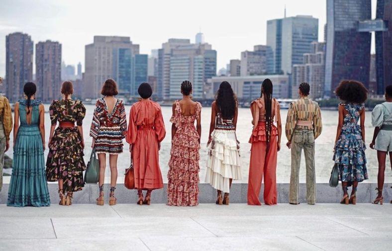 desfile new york fashion week SS 2021