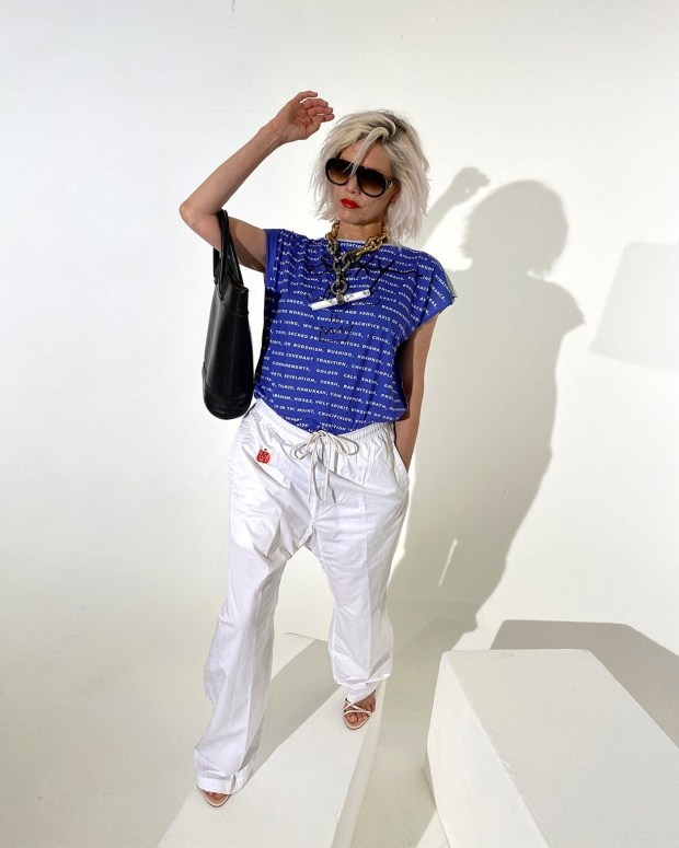modelo pijama feminina branca