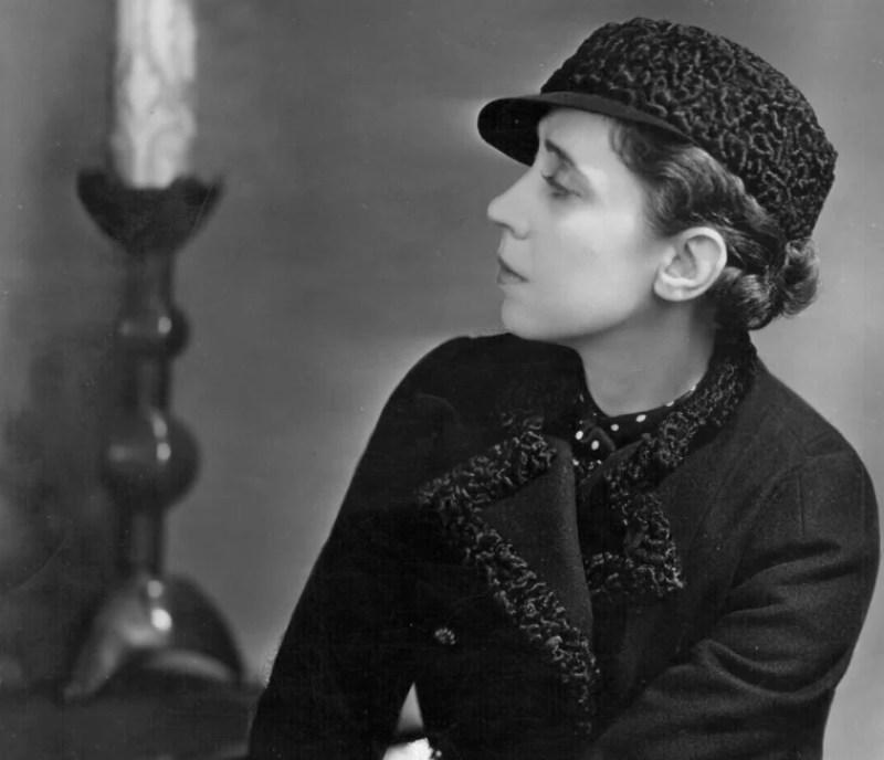 Elsa Schiaparelli.