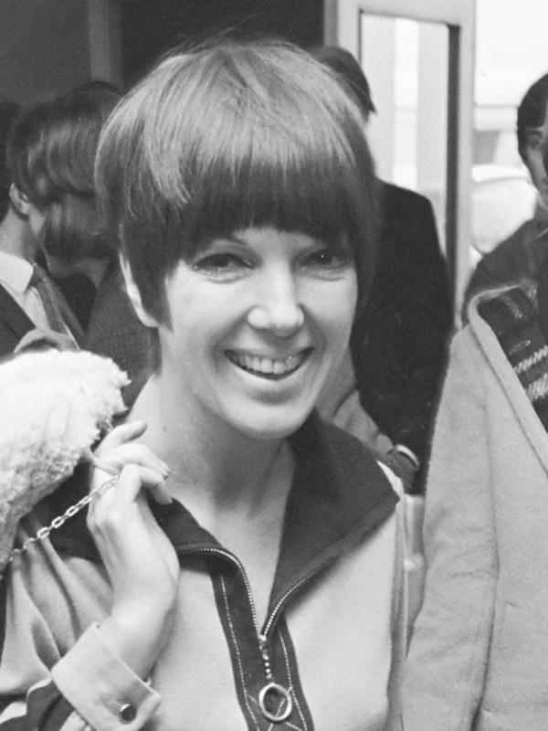 Mary Quant, 1966.