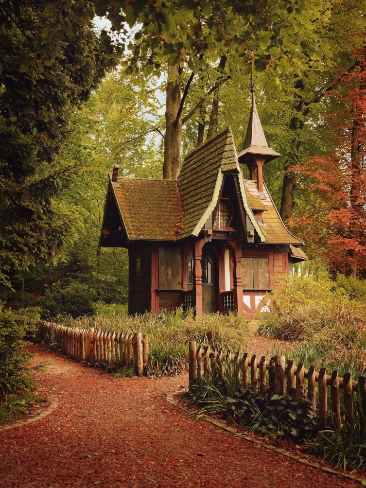 Casa no campo.