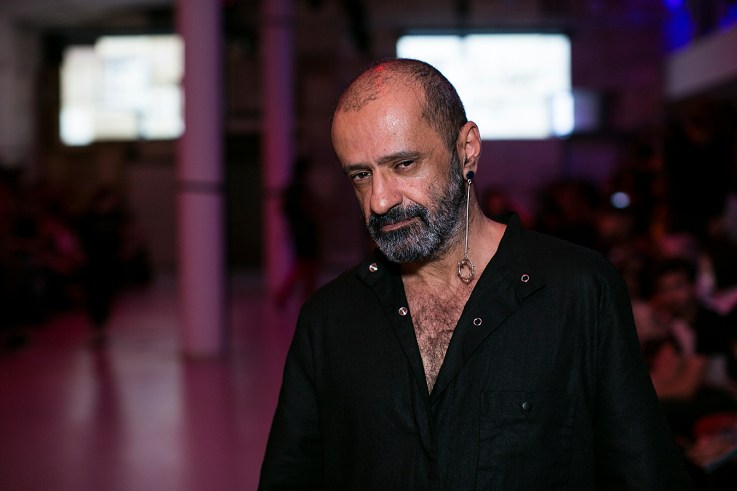 André Hidalgo curador Casa de Criadores