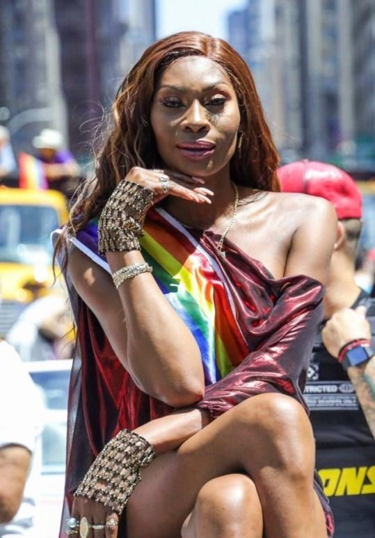ícones LGBT no mundo