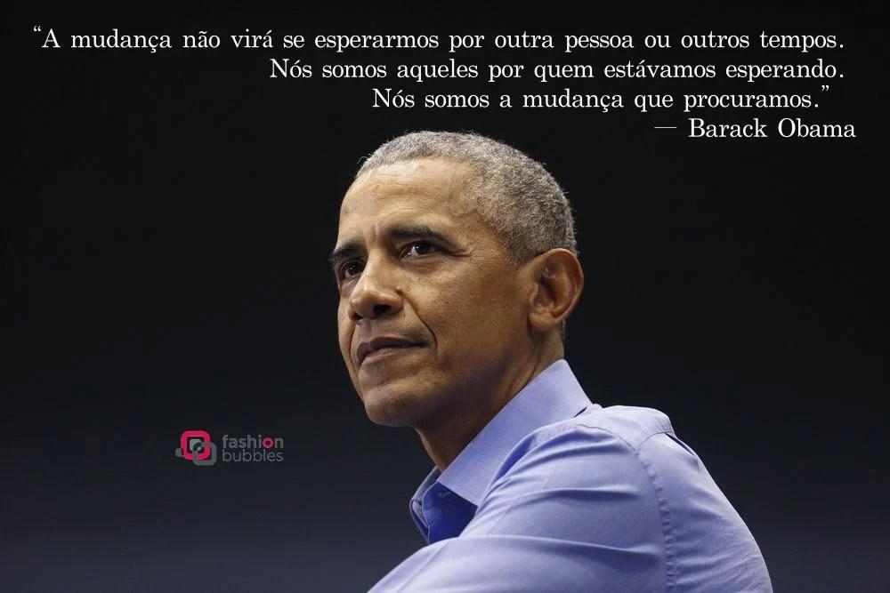 Frase de Barack Obama