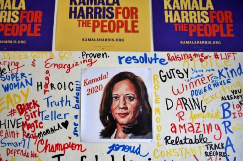 Kamala Harris e mulheres