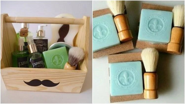 kits de produtos para cuidar de barba e bigode
