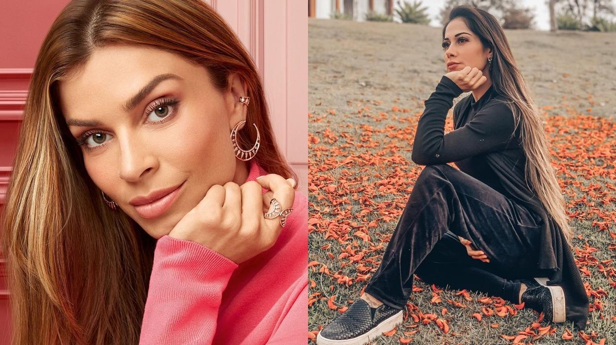 Grazy Massafera e Mayra Cardi.
