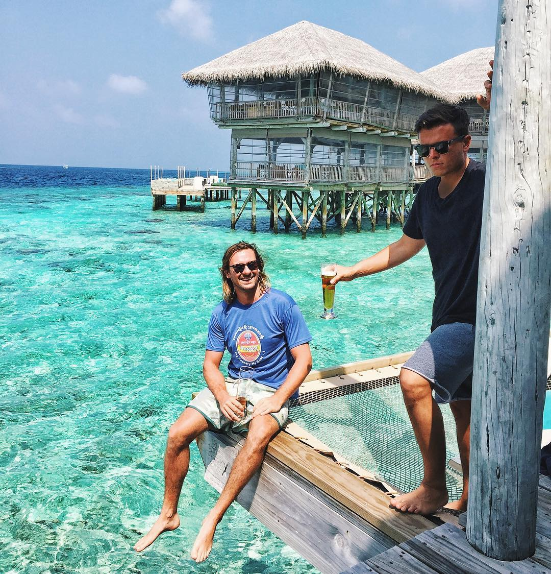ilha gan Maldivas