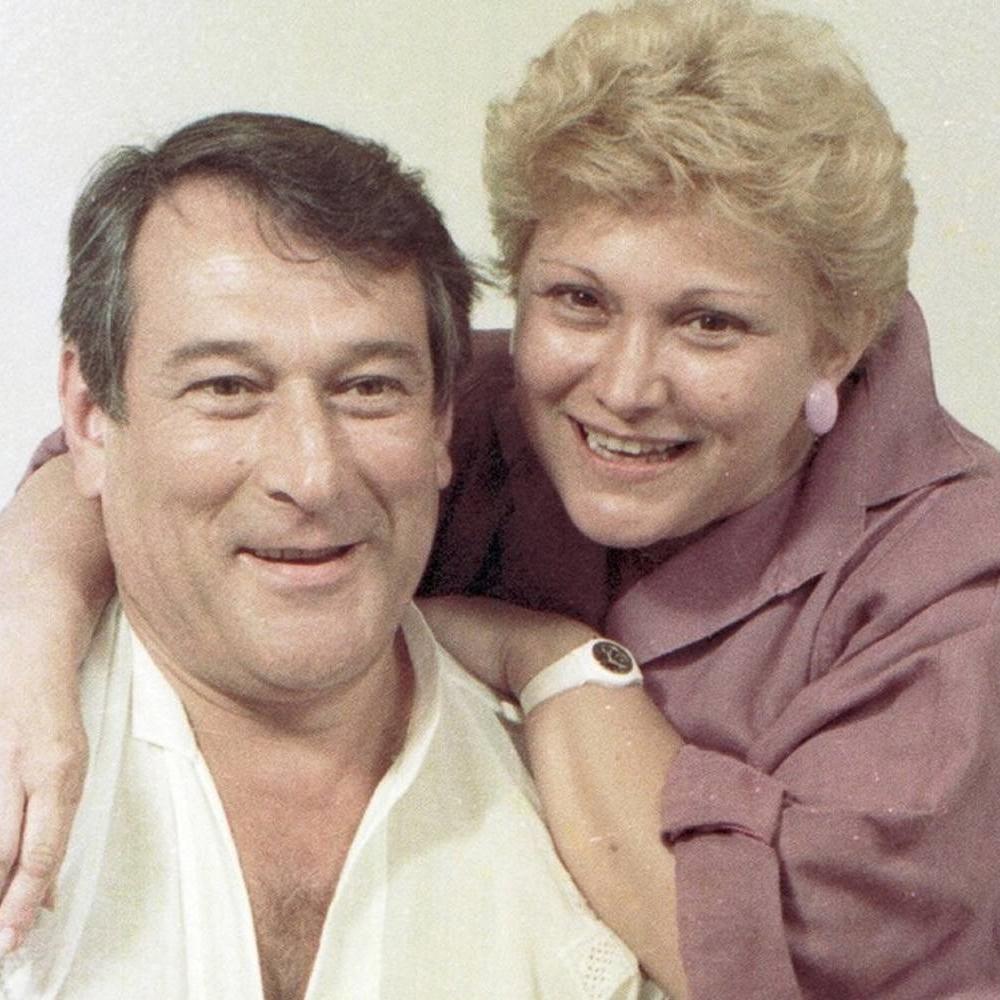 Paulo Goulart e Nicette Bruno.