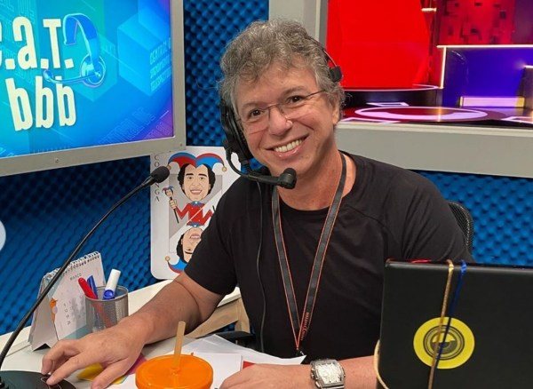 Boninho, diretor da Globo