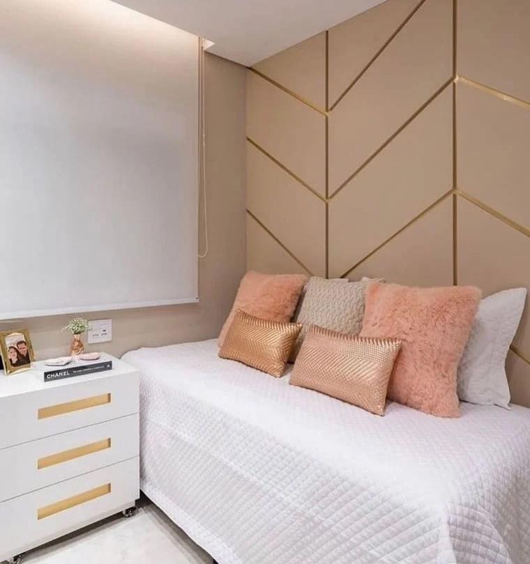 Cores neutras para apartamento pequeno