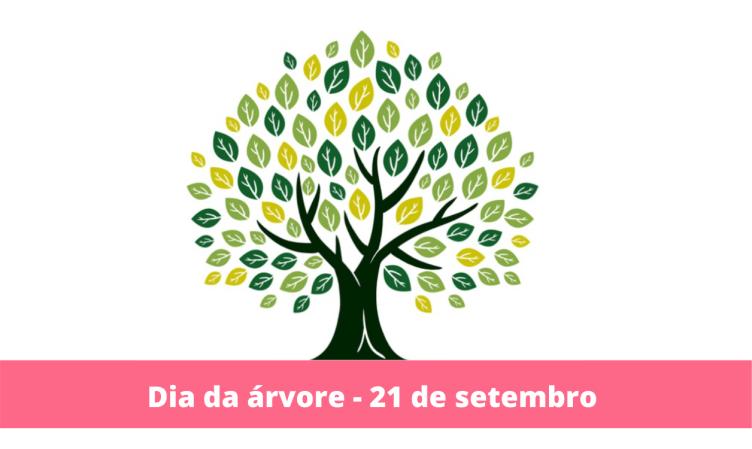 dia da árvore 2021