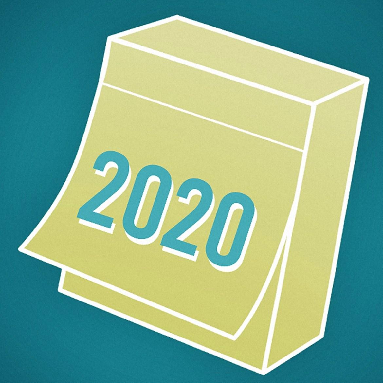 Retrospectiva ano de 2020: mortes da Covid-19.