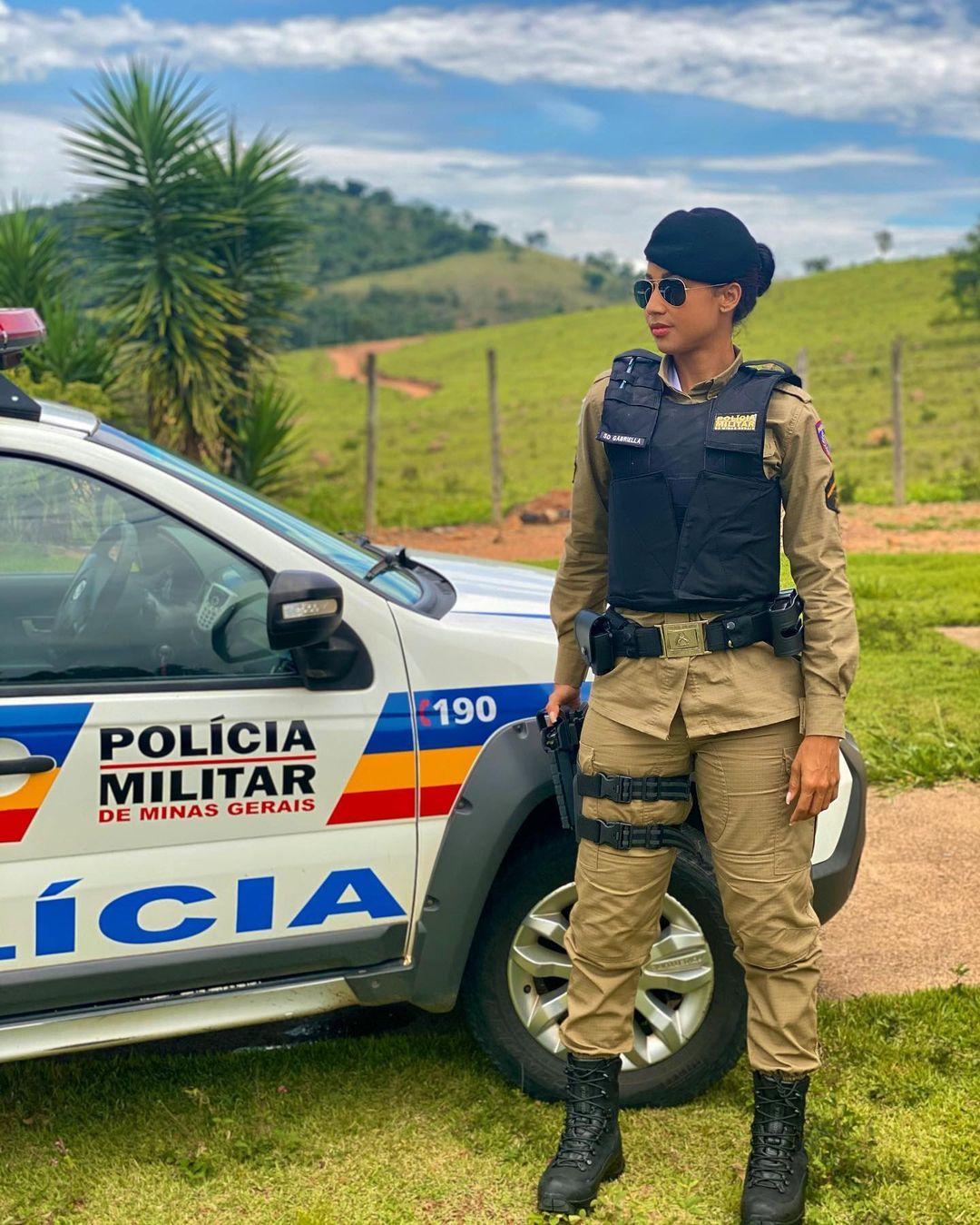 Gabriella Silva, affair de Eduardo Costa.