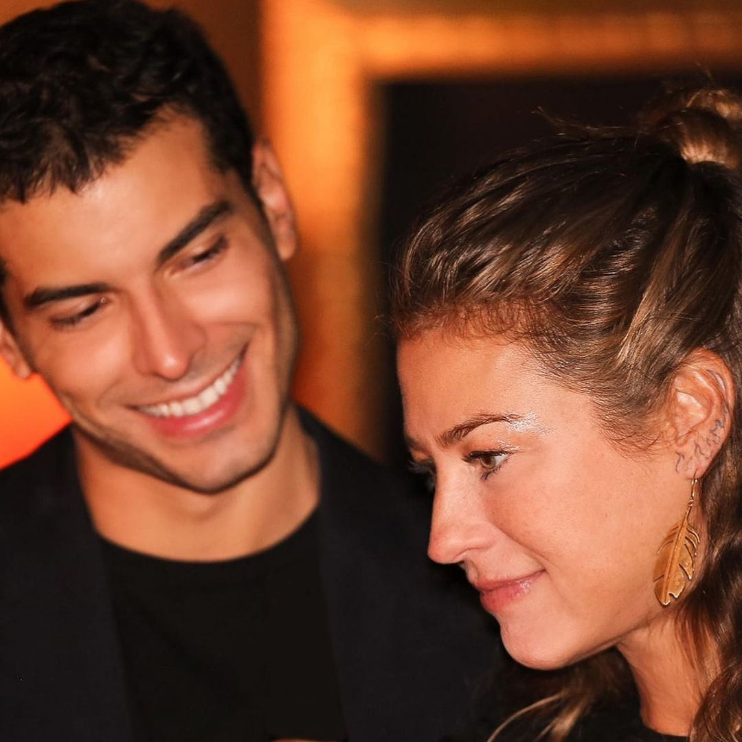 Luana Piovani e Lucas Bitencourt.