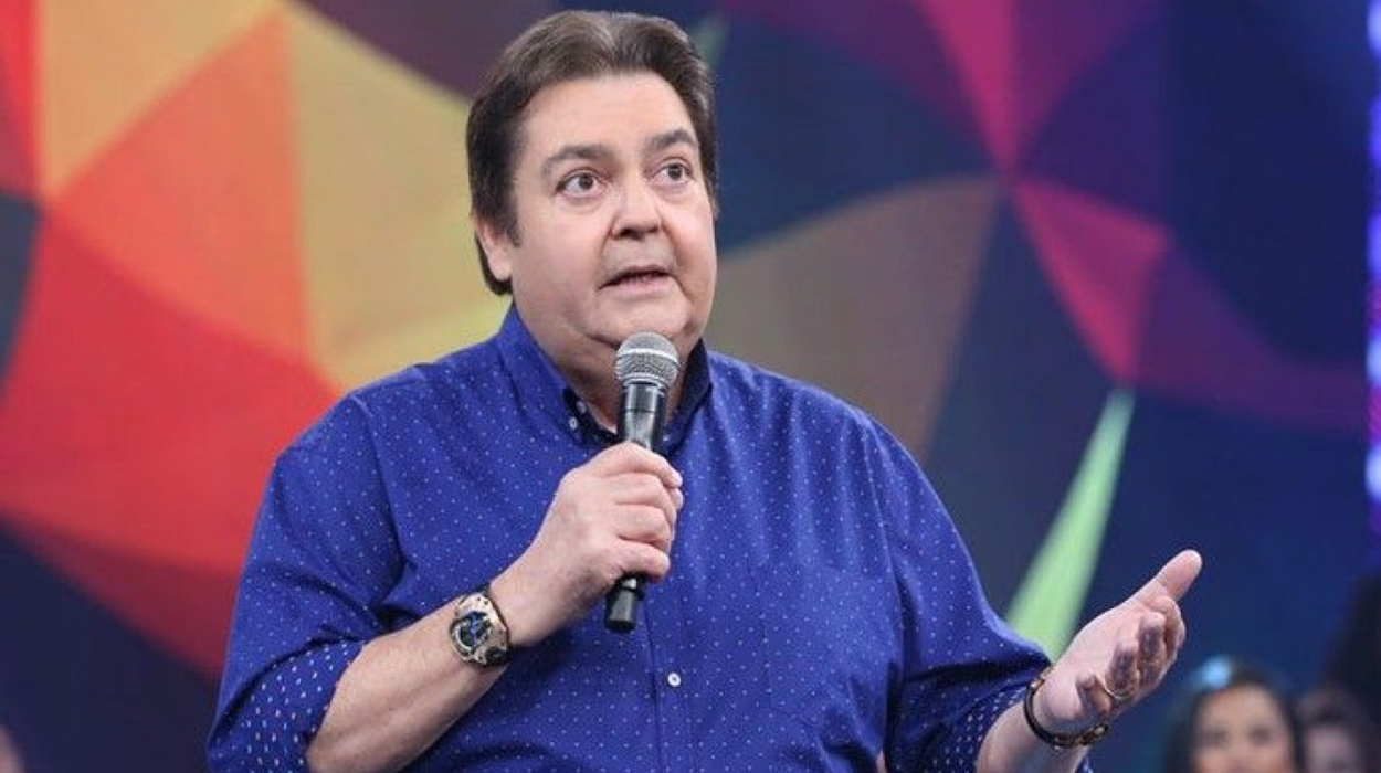 Apresentador da Rede Globo, Faustão.