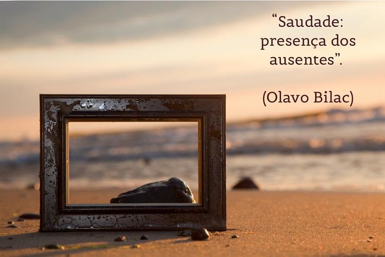 citação sobre saudade