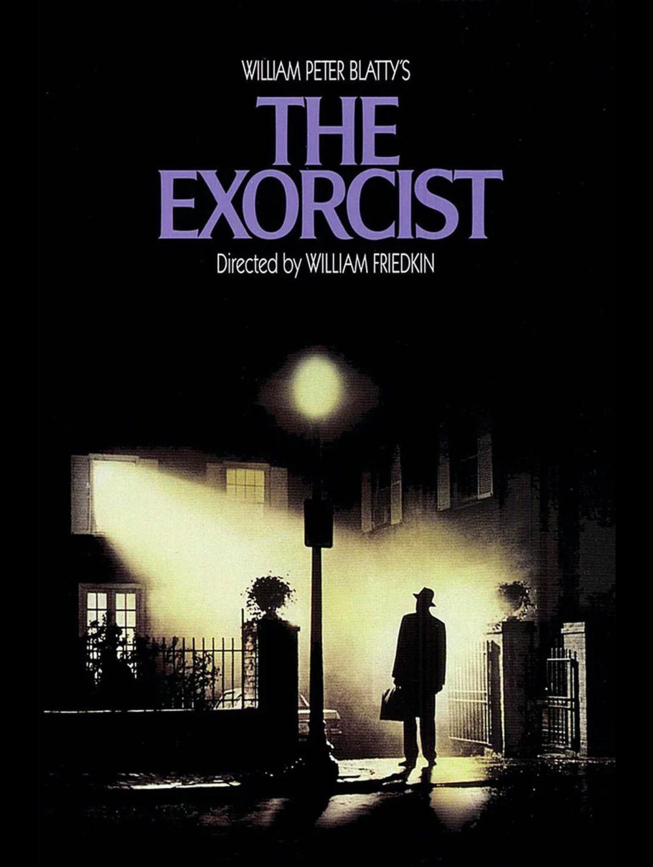O Exorcista, capa da filmologia.