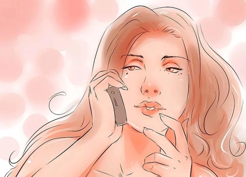 Falando no telefone. Regras de etiquetas para mulheres.