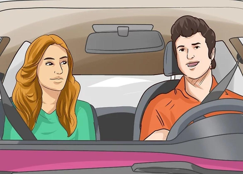 Como descer de um carro. Regras de etiquetas para mulheres.