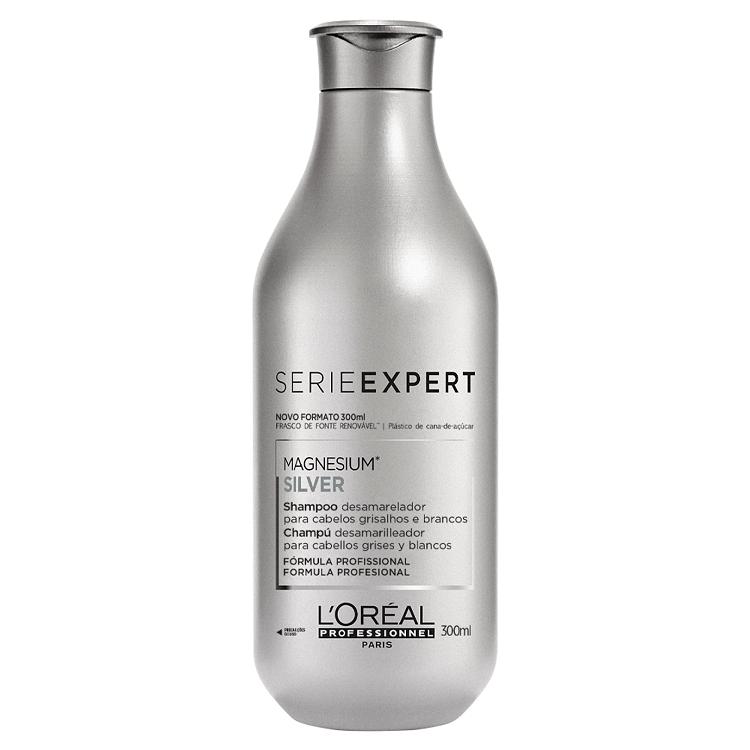 um dos melhores produtos para cabelo branco