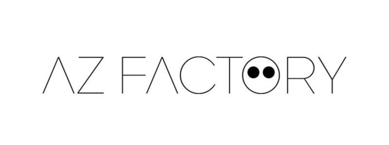 Logo da AZ Factory.