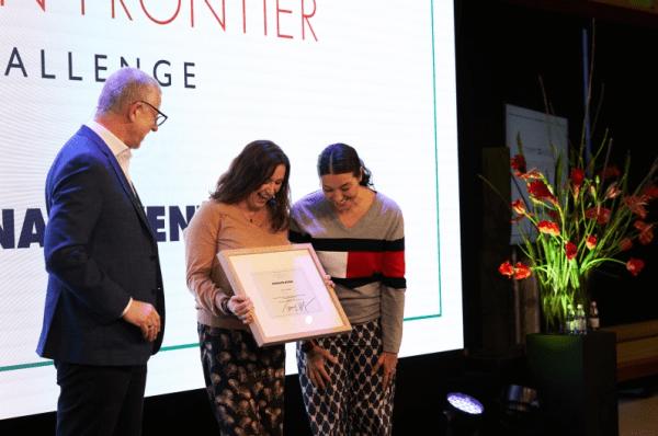 Ganhadoras do programa Tommy Hilfiger Fashion Frontier Challenge