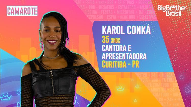 Karol Conká, BBB21