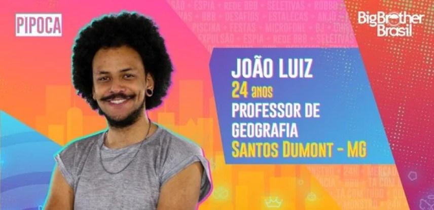 João Luiz do BBB21