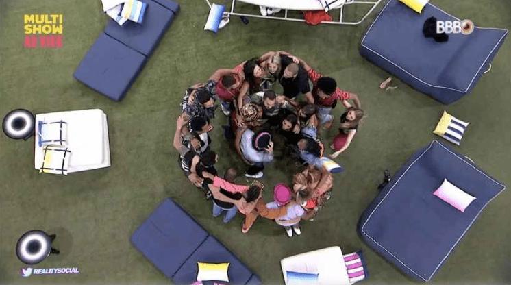Brothers se reúnem no BBB21 - Globo