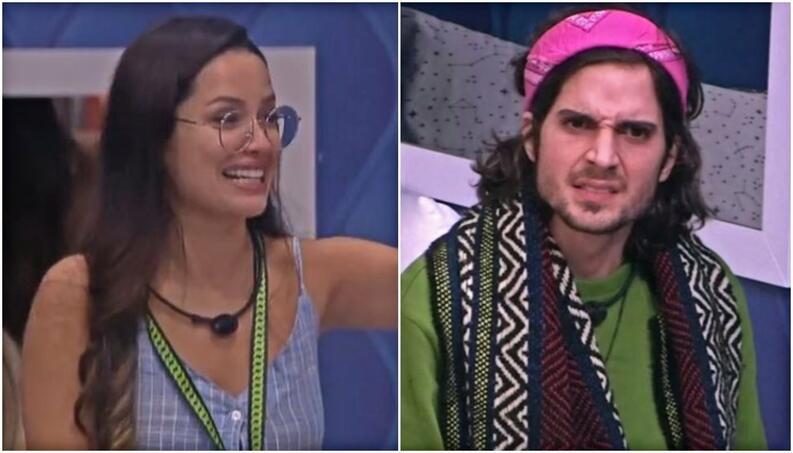 Juliette diz estar apaixonada e brothers ficam espantados - Globo