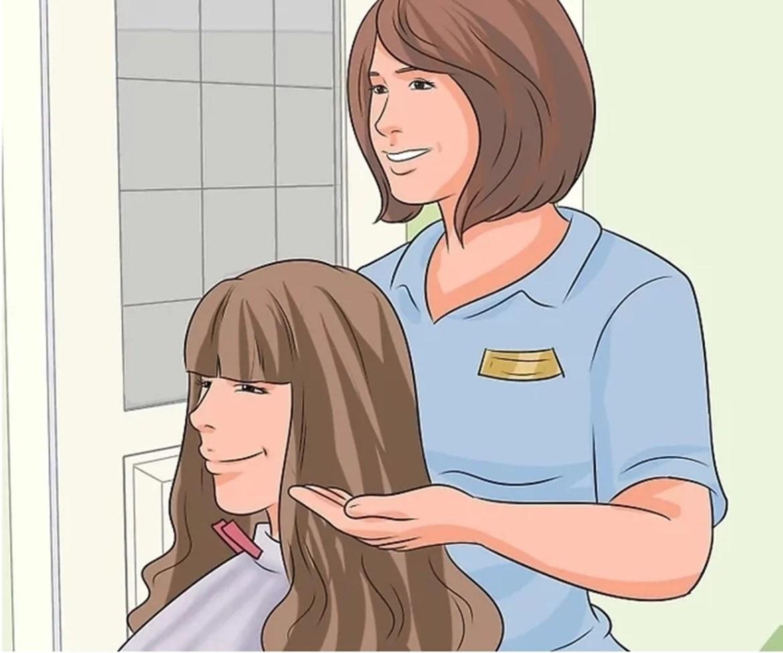 Solução: visite seu cabeleireiro de confiança regularmente.