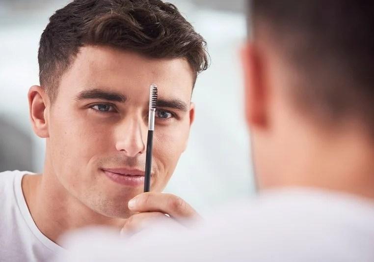 como faazer sobrancelhas masculinas