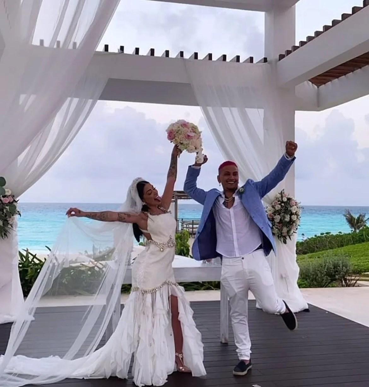 Casamento Dynho e Mirella.