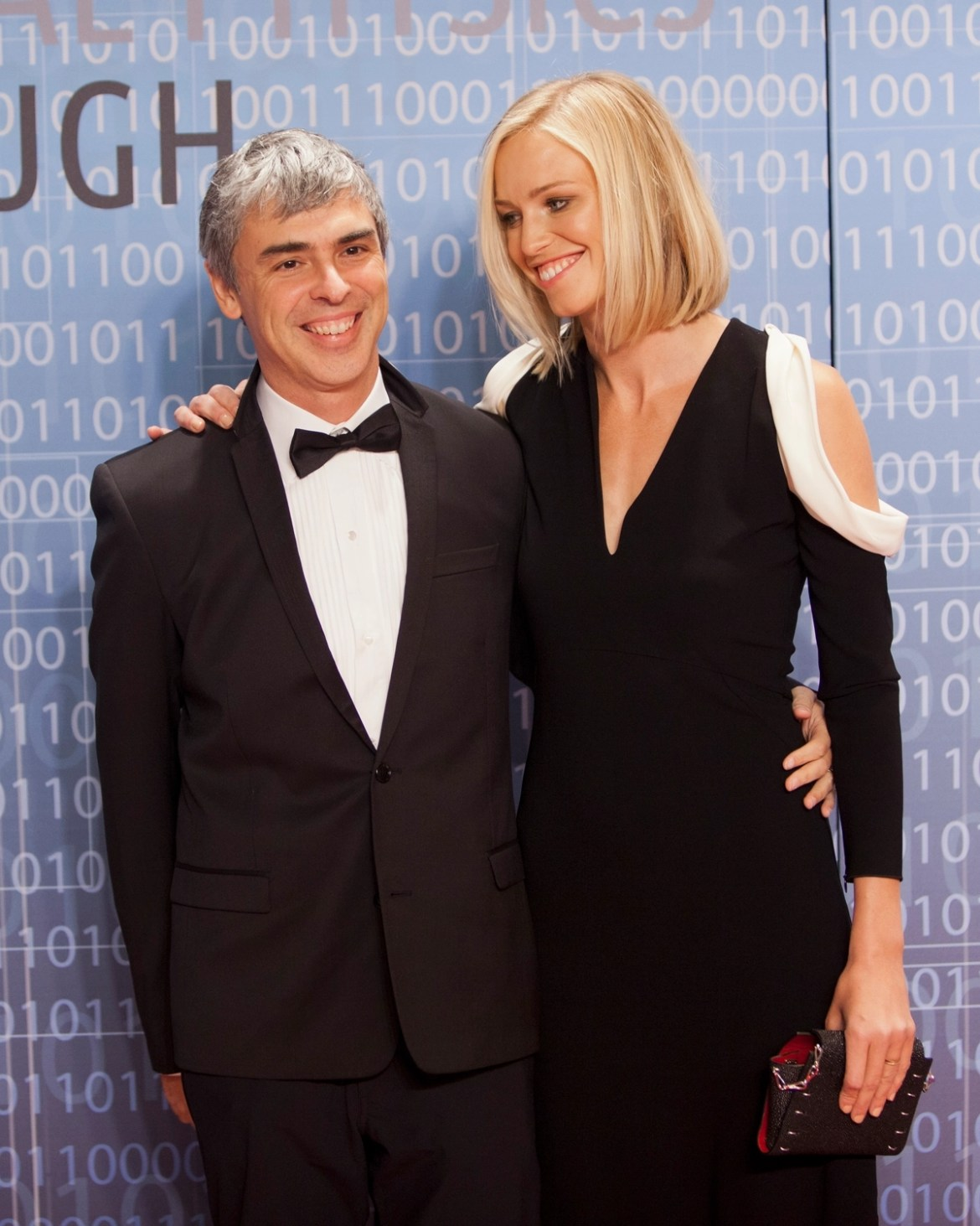 Larry Page e Lucinda Southworth 2021.