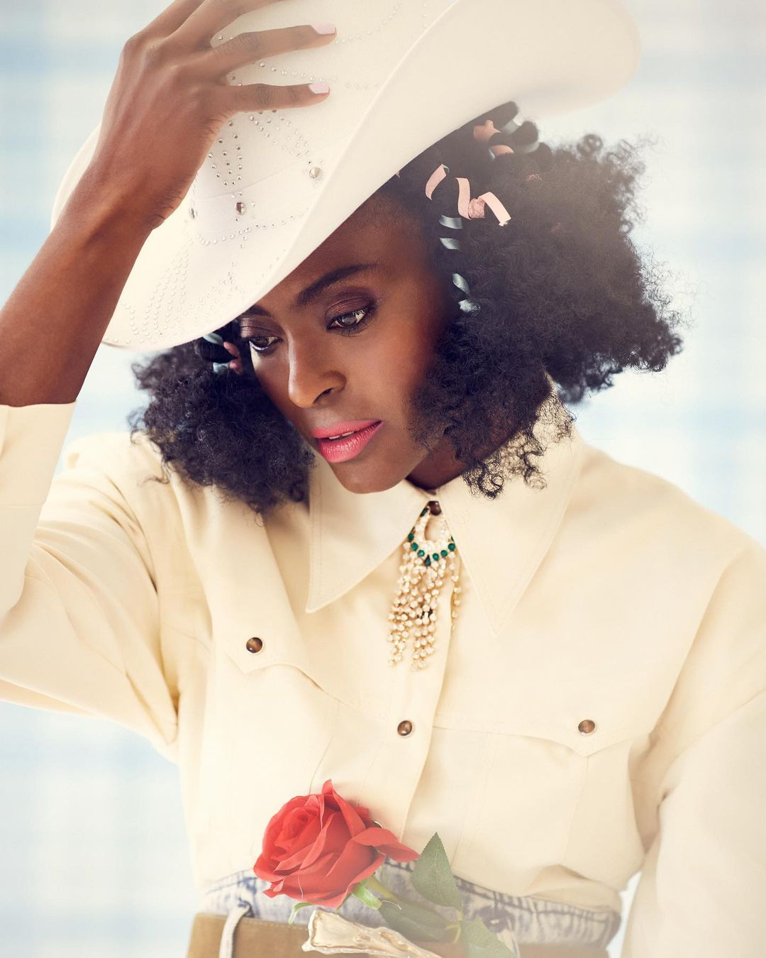 Princesa Keisha da Nigéria.