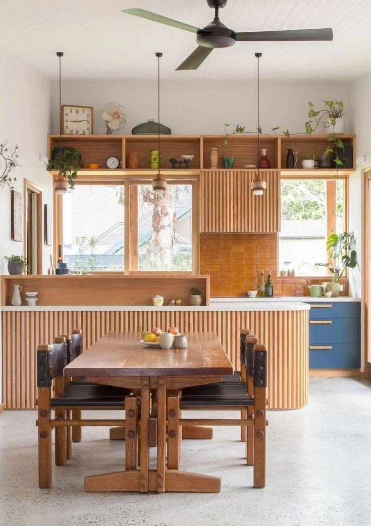 Cozinha japandi