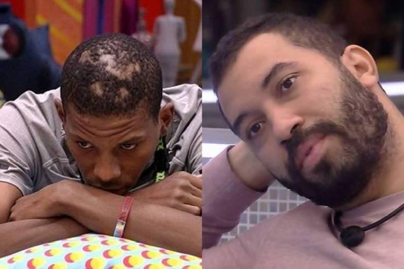 Lucas Penteado diz que vai esperar por Gilberto - Globo