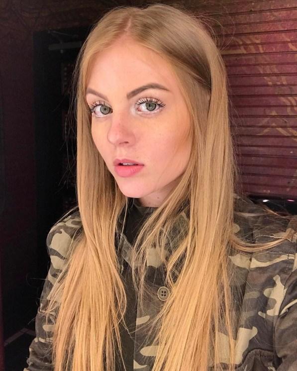 Luísa Sonza no começo da carreira - Reprodução