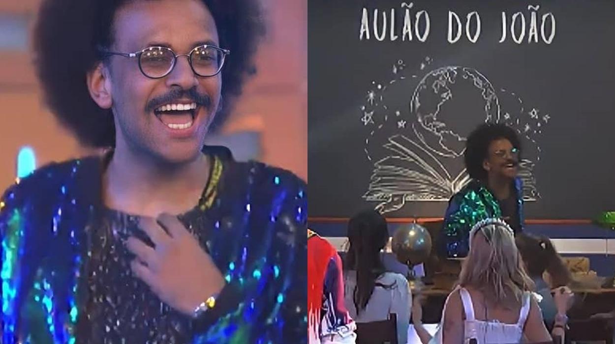 Aulão do João - Festa do líder 03/03/21.