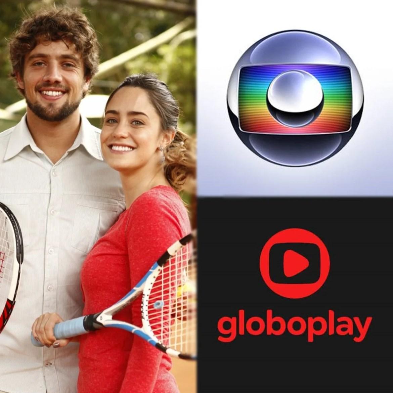 """""""A Vida da Gente"""" na Globo."""
