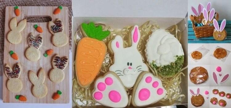 biscoito para lembrancinhas de Páscoa