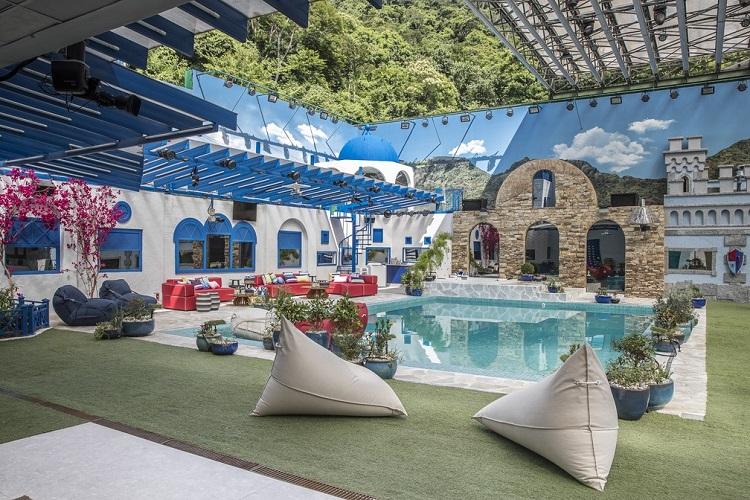 piscina do BBB 21