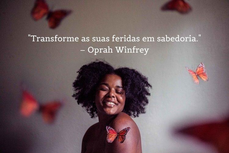 frase feminista Oprah Winfrey