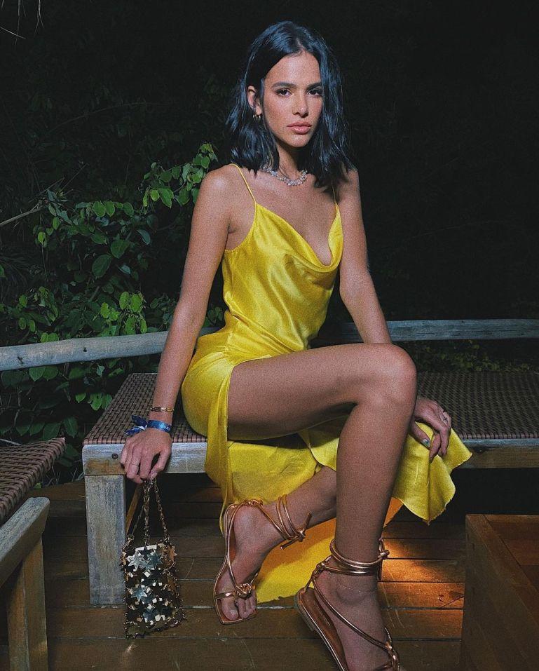 Bruna Marquezine.