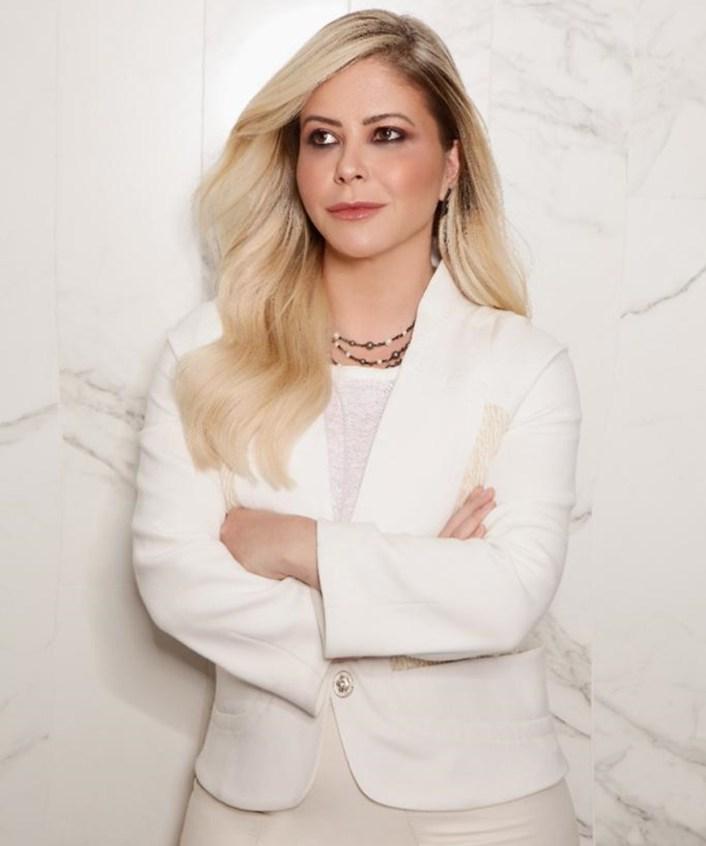 Carolina Arrabal, ginecologista.