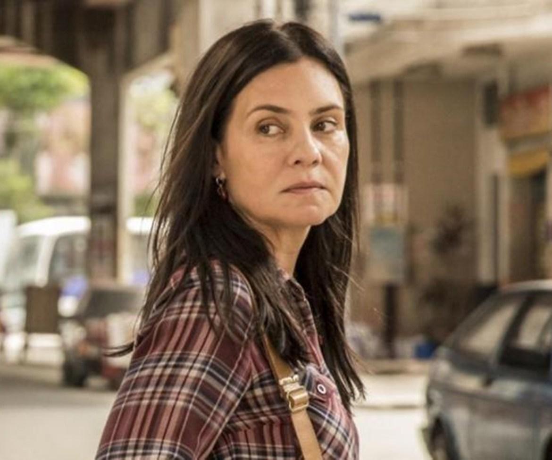 Personagem da novela Amor de Mãe, da Globo.