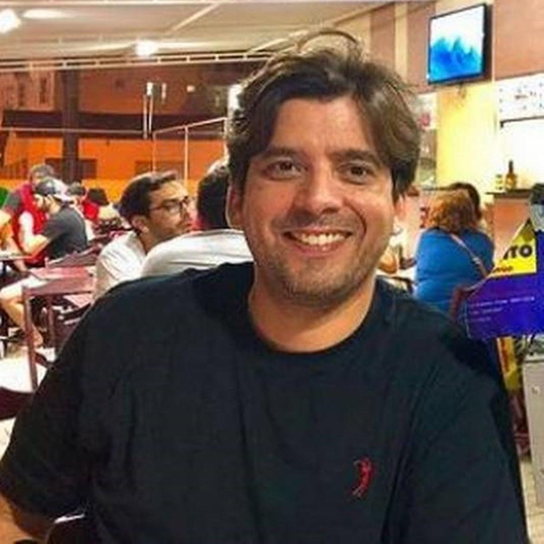 Max Lira, ex-noivo de Juliette, do BBB 21.