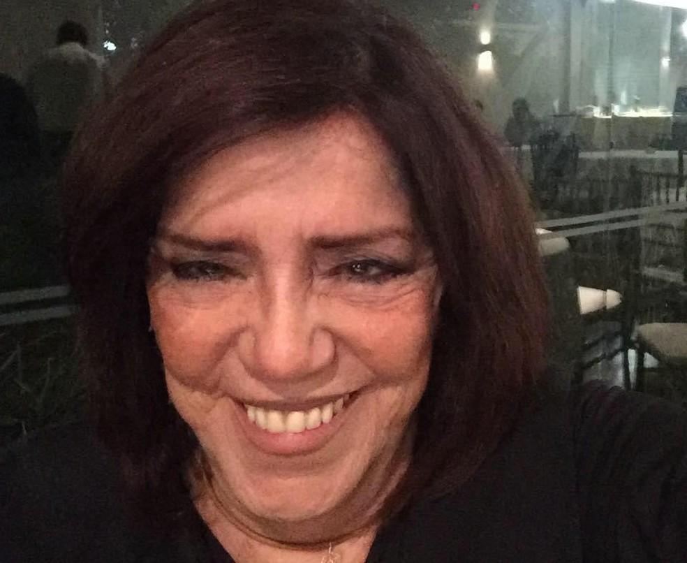 Morre jornalista consagrada Lúcia Leme.