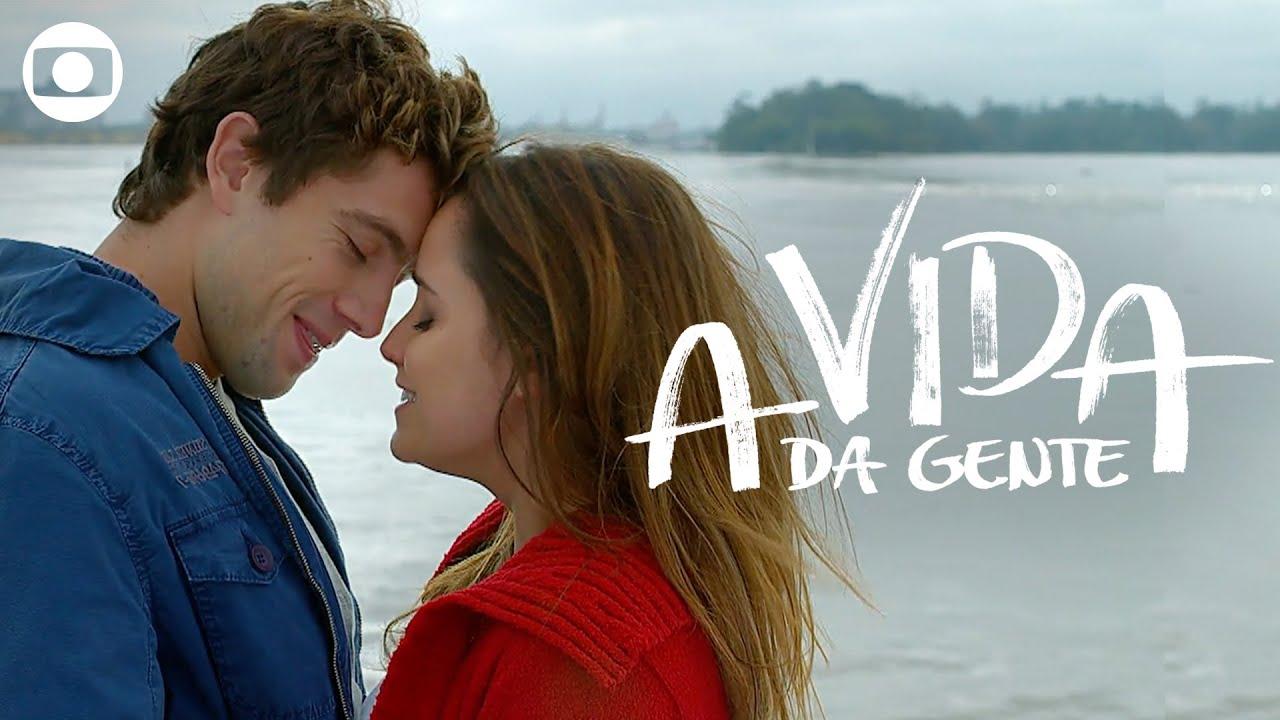 Nova reprise da Globo - A Vida da Gente.